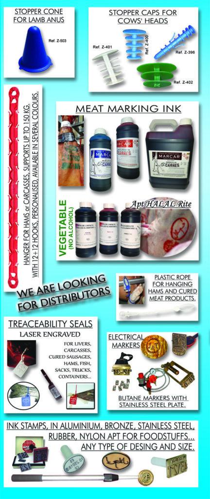 Productos marcaje Industrial Alimentario
